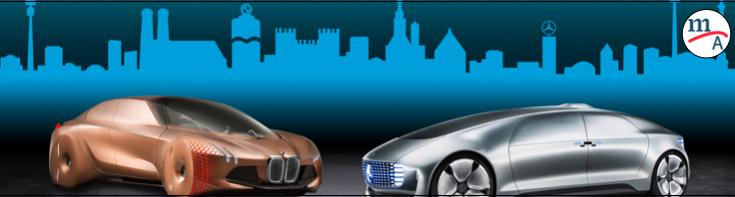 BMW Group y Daimler AG firman una cooperación de desarrollo a largo plazo para la conducción autónoma
