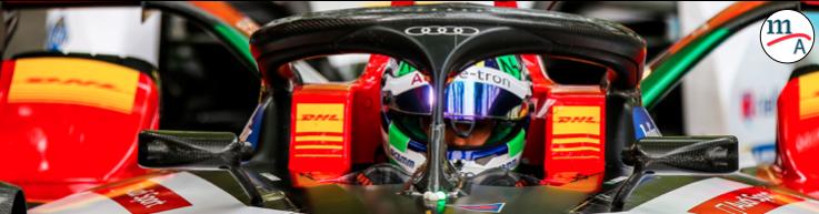 Audi Sport y Lucas di Grassi van en el papel del cazador al final de la temporada de la Fórmula E