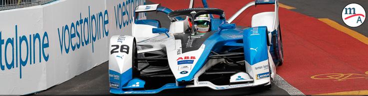 BMW i Andretti Motorsport habla de los  hechos y factores clave para el E-Prix de la ciudad de Nueva York