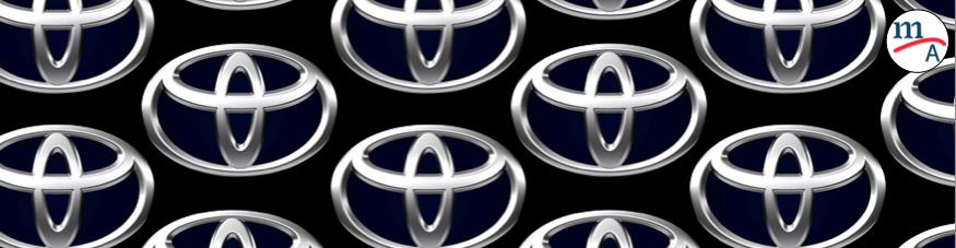 Toyota logra su mejor primer semestre de ventas mundiales de su historia