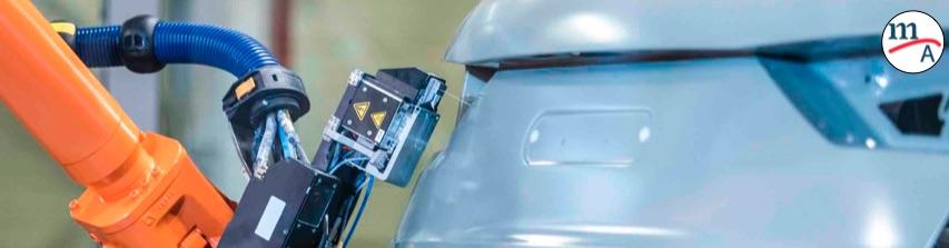 Audi está probando un nuevo método de sellado de la carrocería