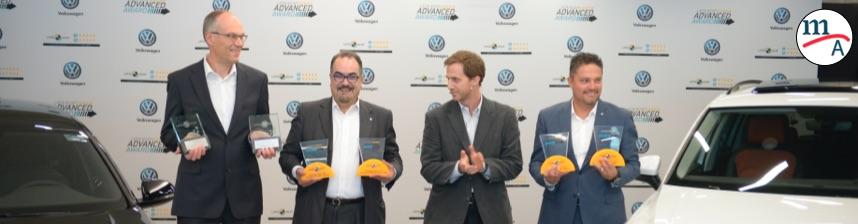 Latin NCAP entregó reconocimientos a VWM por la alta seguridad del Jetta y del Tiguan modelos 2019