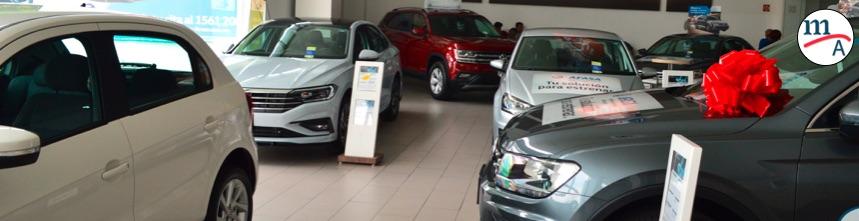 La venta de autos nuevos cayó 12.3% en septiembre