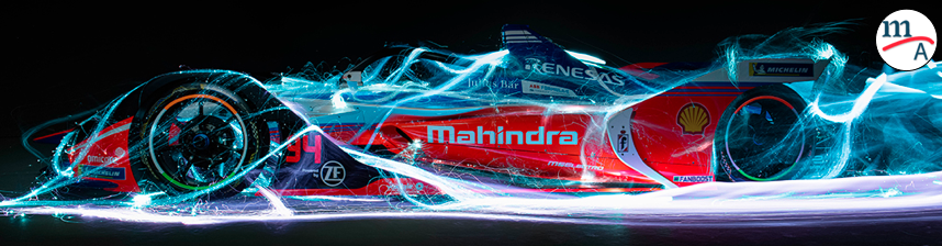 Mahindra Racing listo para la temporada seis de la Fórmula E