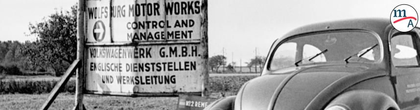 Hace 70 años, el Reino Unido devolvió Volkswagen a la República Federal de Alemania