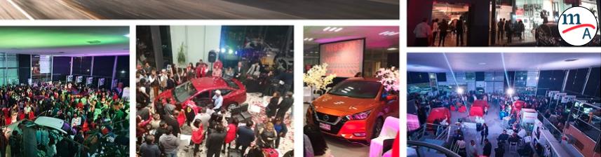 Nissan Mexicana presentó con éxito en todo el país al Nuevo Versa 2020