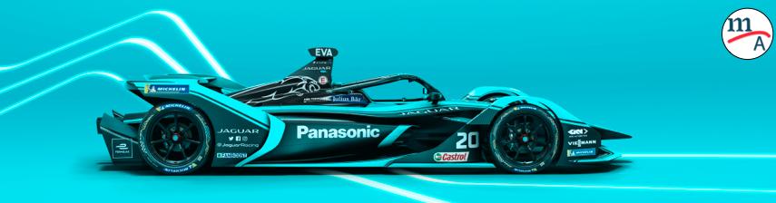 Panasonic Jaguar Racing presentó su nuevo auto de carreras para la sexta temporada de la Formula E