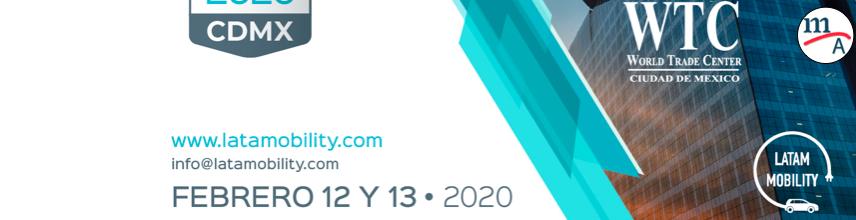La Ciudad de México se convertirá en la Capital Latinoamericana de la Movilidad Sostenible en febrero 2020