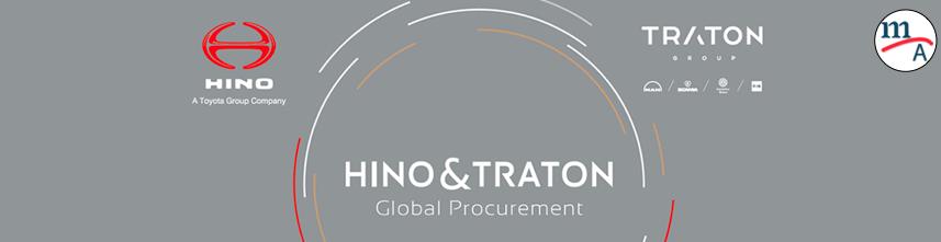 Traton e Hino han formado una nueva empresa de adquisiciones