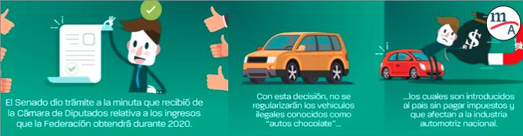"""Nuevamente el Senado votó en contra de la regularización de los """"autos chocolates"""""""