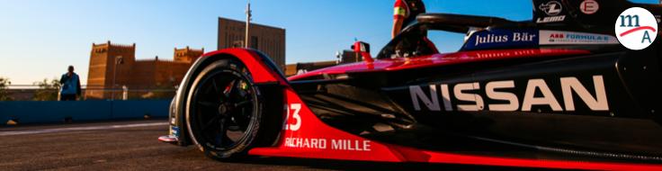 Nissan e.dams listo para la sexta temporada de la Fórmula E con un renovado tren motriz