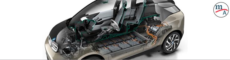 BMW compra 10 mil millones de euros de baterías para su producción de autos eléctricos