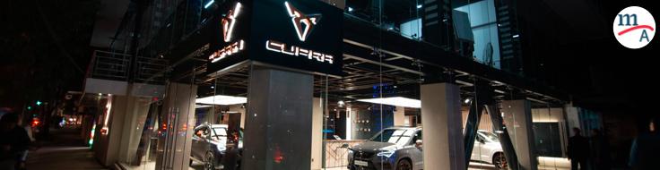 CUPRA abrió su primer Garage del mundo en México