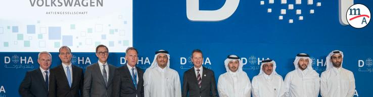 Volkswagen proveerá servicios de movilidad en el mundial de Qatar 2022