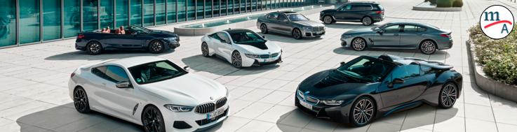 El Grupo BMW vendió 2.5 millones de autos alrededor del mundo en el 2019