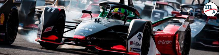 Audi listo para la reiniciar la Fórmula E en Santiago de Chile