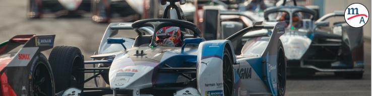 BMW y Alexander Sims listos para atacar nuevamente en el Santiago EPrix