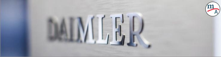 "A Daimler le costará de 1,100 a 1,500 millones de euros su ""dieselgate"" del 2019"