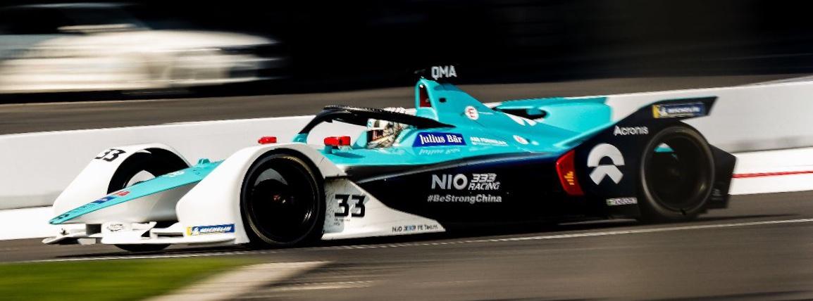 NIO 333 espera conseguir sus primeros puntos en Marrakesh EPrix
