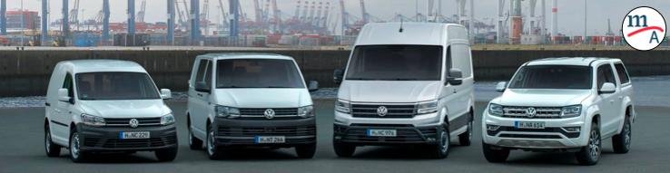 Cambios en la dirección de Volkswagen Vehículos Comerciales México