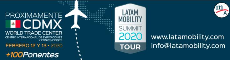 Una semana de movilidad sostenible en México con el Latam Mobility Summit y la Formula E
