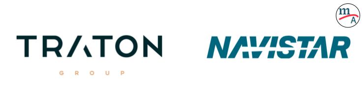 TRATON ofreció comprar todas las acciones en circulación de Navistar
