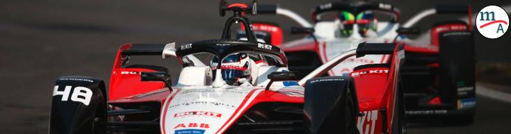 El ROKiT Venturi Racing consiguió puntos en el caótico E-Prix de Ciudad de México
