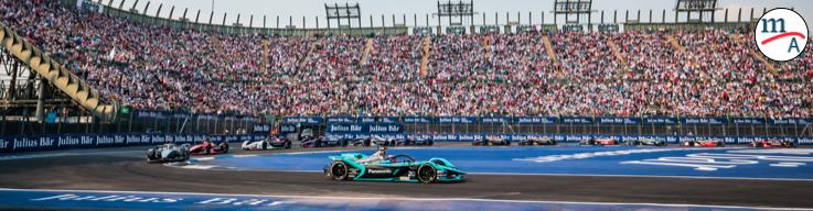 Panasonic Jaguar Racing se dirige a Marrakech con la determinación de continuar su desempeño en México