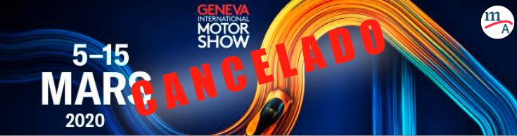 Se canceló el Salón Internacional del Automóvil de Ginebra 2020