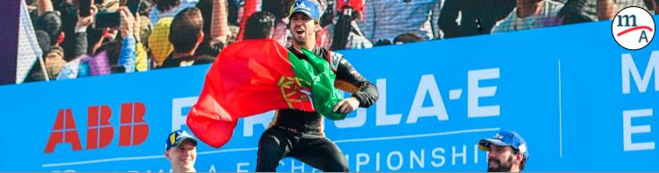 Antonio Félix Da Costa ganó el Marrakesh EPrix