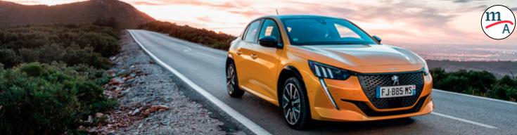 Peugeot 208, el auto del año 2020