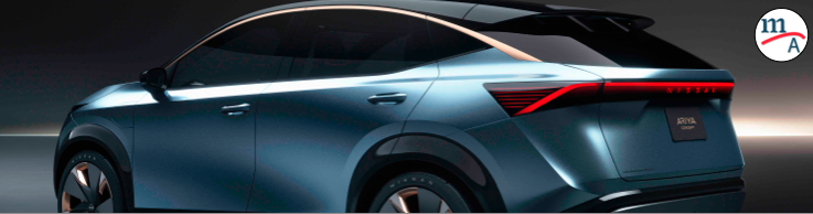 Entrevista a Giovanny Arroba diseñador del Nissan Ariya Concept