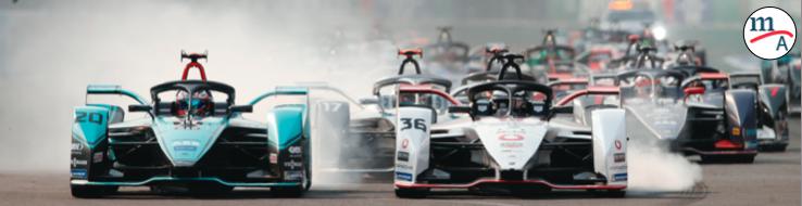 La Fórmula E amplía la suspensión de su calendario hasta finales de junio