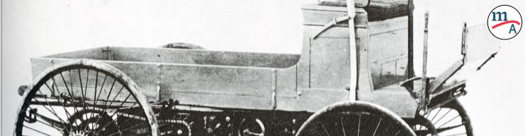 Vehículos comerciales Peugeot, al servicio desde 1896