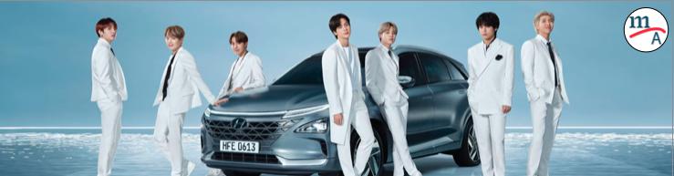 Hyundai celebra el Día de la Tierra con el grupo de K-pop BTS