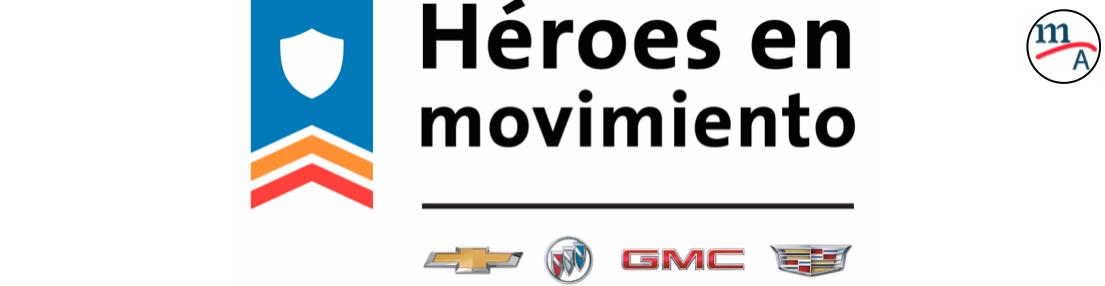 """General Motors de México ofrece beneficios a los profesionales de la salud con """"Héroes en Movimiento"""""""