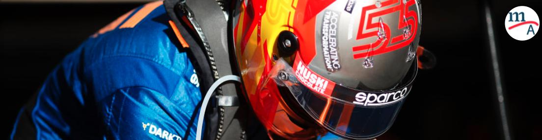 ¡Carlos Sainz firmó con Ferrari por dos años!