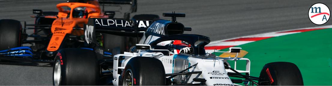 ¡La F1 comenzará el 5 de julio en Austria!