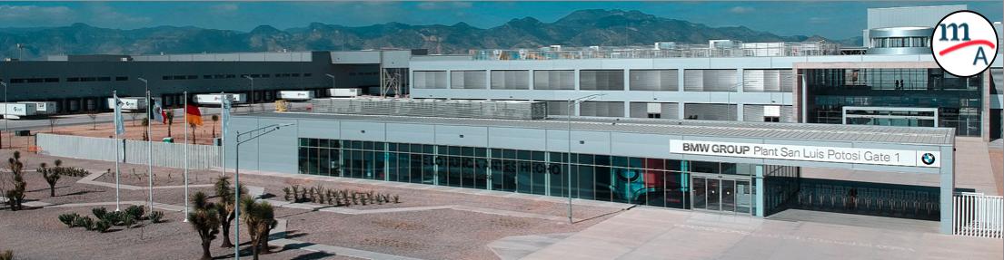 BMW Group Planta San Luis Potosí celebra su primer aniversario en México