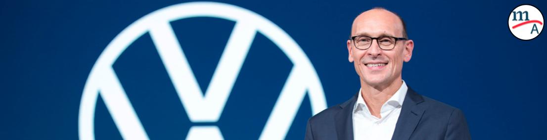 Volkswagen cambia de CEO