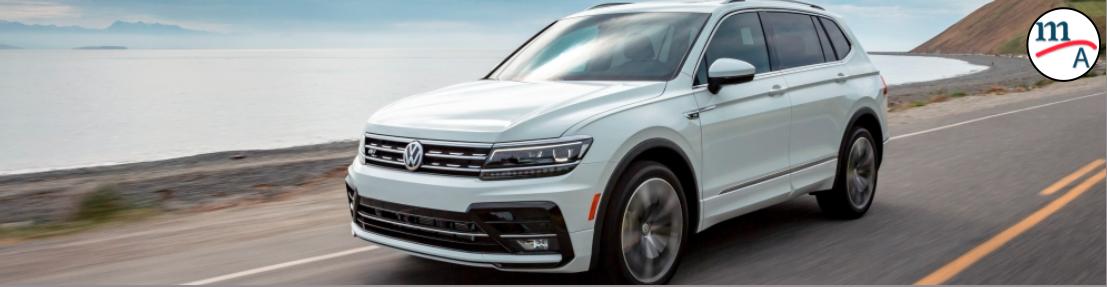 El Tiguan y el Jetta los mejores vendidos de VW en EE.UU.
