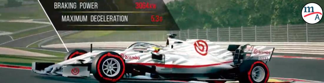 """""""El Red Bull Ring es una pista con un nivel medio de dificultad para los frenos"""", Brembo"""