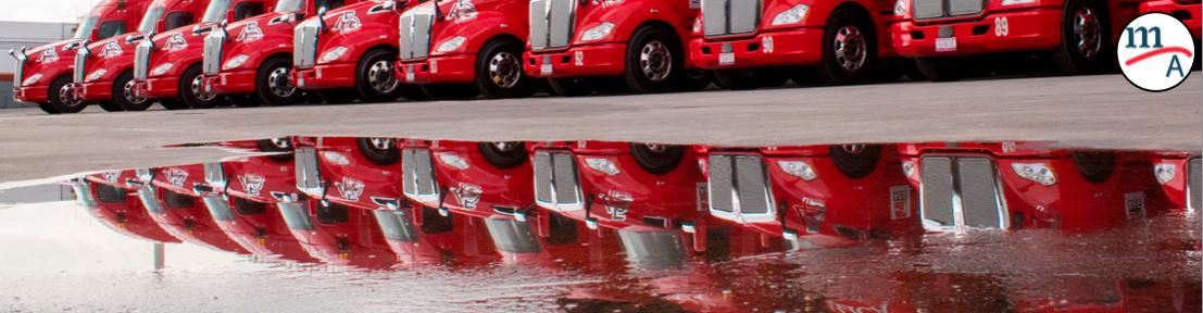 Crecieron 24.2% las ventas al mayoreo camiones