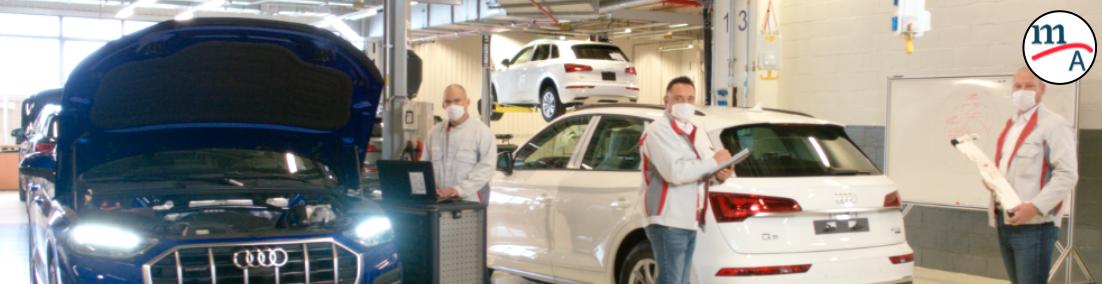 Audi México inició la producción del nuevo Audi Q5