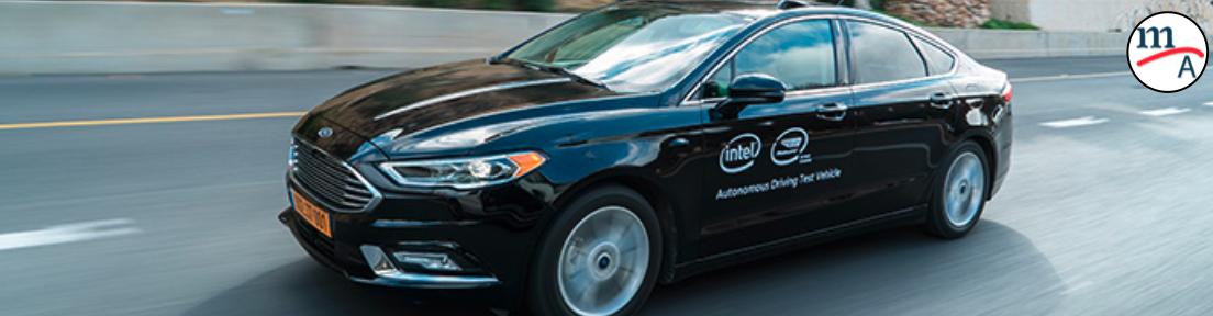 Ford y Mobileye desarrollan tecnología de reconocimiento