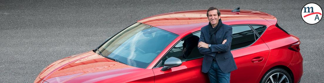 Alejandro Mesonero-Romanos deja SEAT y se une al Grupo Renault