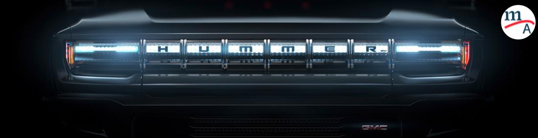 GMC presentará al Hummer EV en este otoño