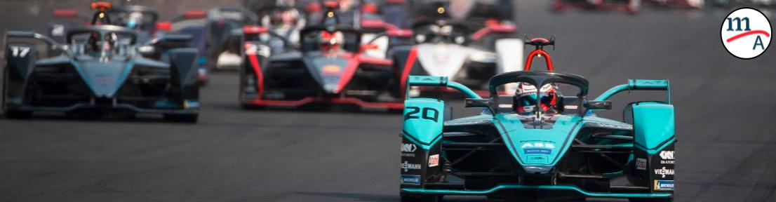 Panasonic Jaguar Racing está en Berlín para una exhibición única