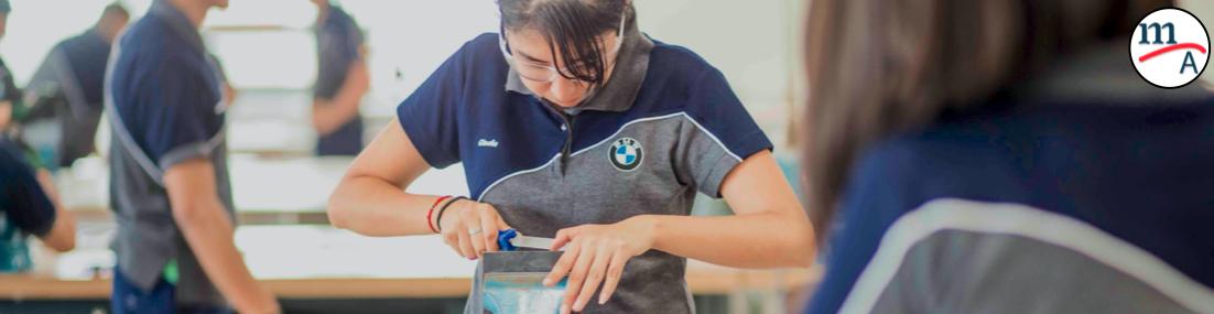 5 años impulsando la educación y el talento en México: BMW Group Planta San Luis Potosí