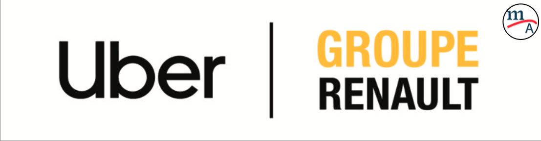 Uber se asocia con Renault y Nissan